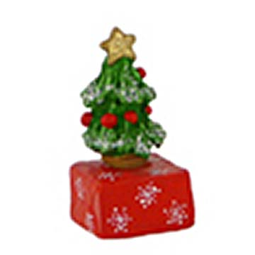 A-13 Small Gift with Tree &#8211; LIMITED