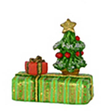 A-14 Two Gifts with Tree - LIMITED