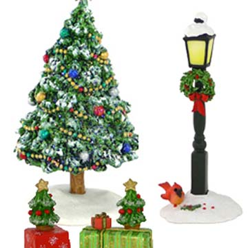 Christmas Accessory Set LIMITED - A-11, A-12, A-13, A-14