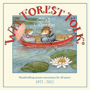 A Wee Forest Folk 2012 Calendar