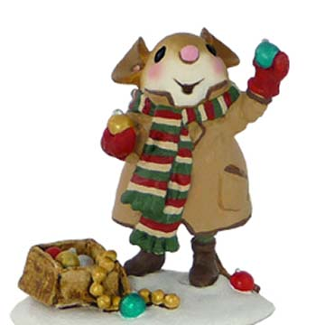 M-446 Tree Trimmer - Wee Forest Folk Collectible