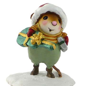 M-447 Mystery Gift &#8211; RETIRED Wee Forest Folk Collectible