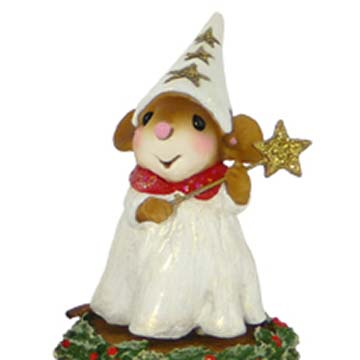 M-450 Star Boy - A Scandinavian Christmas - Wee Forest Folk Collectible