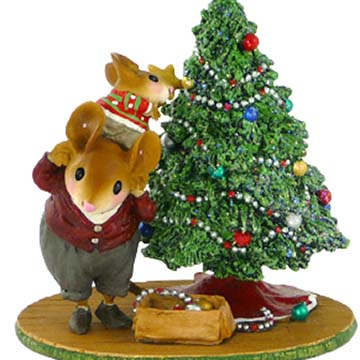 M-451 The Star Trimmer &#8211; RETIRED Wee Forest Folk Collectible