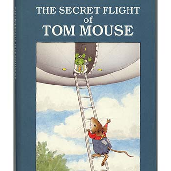 BK-1 The Secret Flight of Tom Mouse
