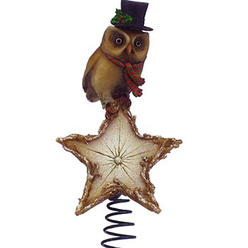 CO-7 Hooting Star Tree Topper – RETIRED