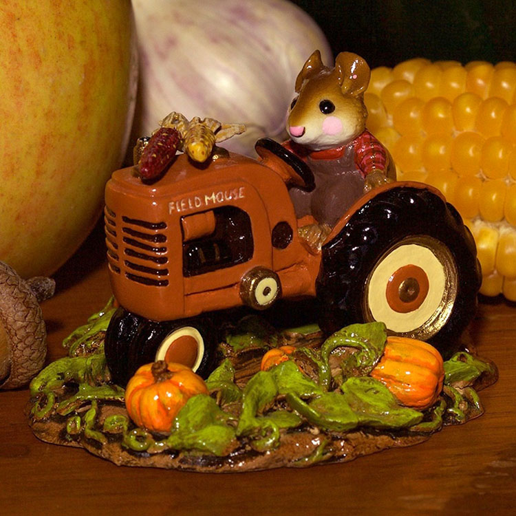M-133a Field Mouse-Harvest – LIMITED
