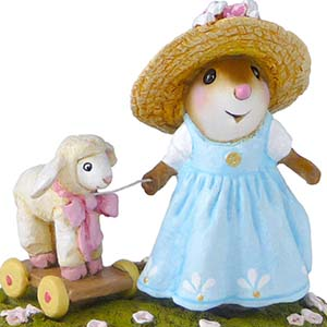 M-445b Mary's Little Lamb – RETIRED