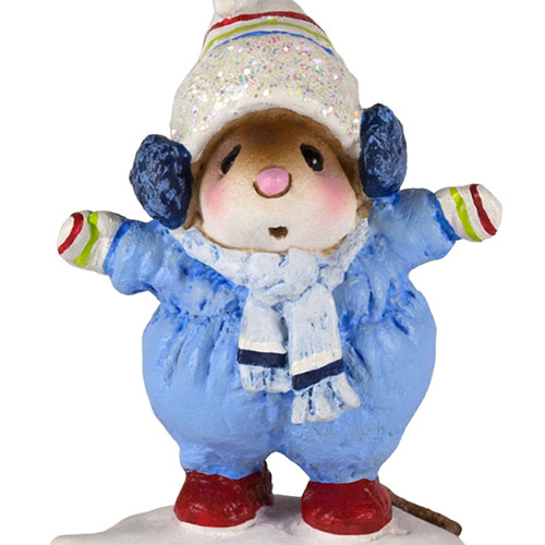 M-337b Snowbound Boy - LIMITED