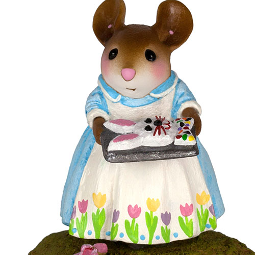 M-570a Mom's Easter Bunny-Cake - LIMITED