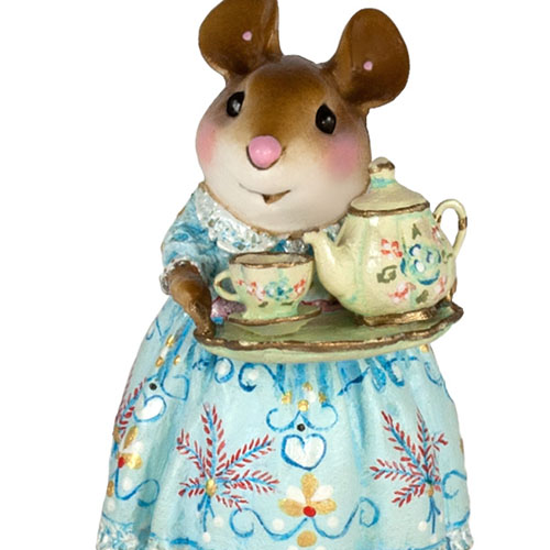 M-594b A Cosy Tea - Winter - LIMITED