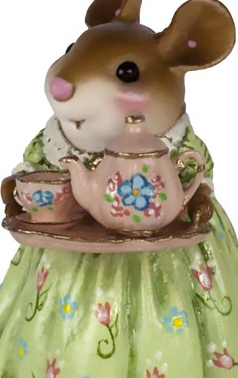 M-594c A Cosy Tea- Spring – LIMITED