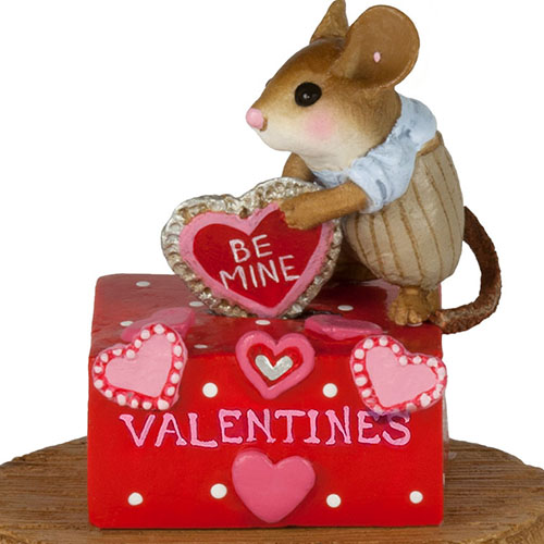 M-189d His Secret Valentine Box - LIMITED