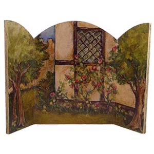 BKG-3 Romeo & Juliet backdrop - Wee Forest Folk