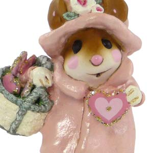 M-318 Have a Heart &#8211; Wee Forest Folk Collectible