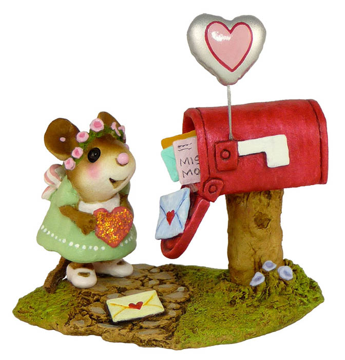 M-383a Cupid's Special Delivery – RETIRED