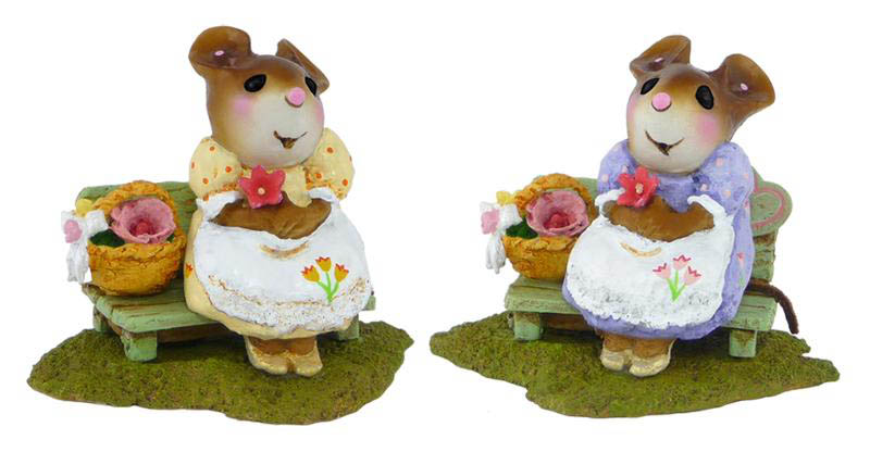 M-483 Mother's Rosy Posies – RETIRED