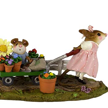 M-517a Mommy's Garden Helper - LIMITED