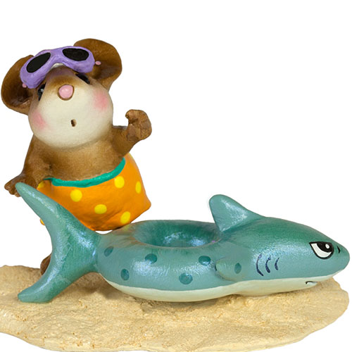 M-349e Tiny Tubie – Shark – LIMITED