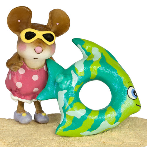 M-442c Fun Floatie – Fish – LIMITED