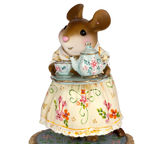M-594d A Cosy Tea – Summer – LIMITED