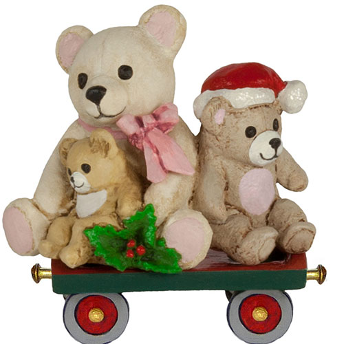 M-453l Teddy Trolley - LIMITED